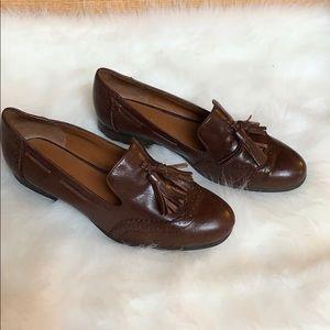 Nine West tassel loafer